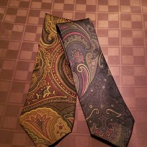 Ralph Lauren Silk Tie Lot
